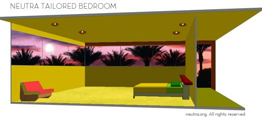 Neutra Bedroom