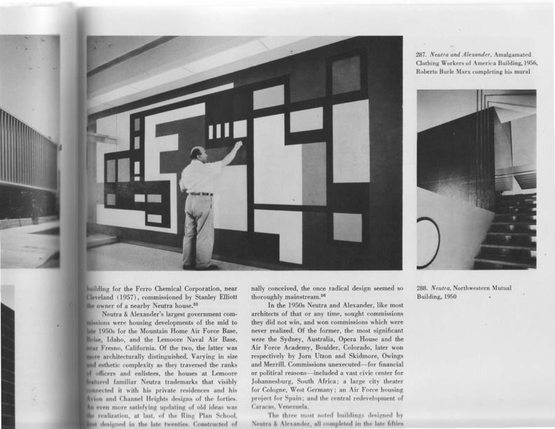 Amalgamated Clothing Workers of America - Roberto Burle Marx