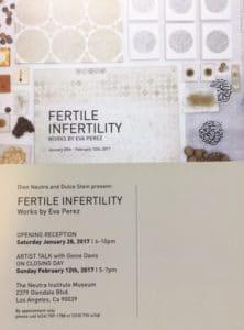 Fertile Infertility flyer