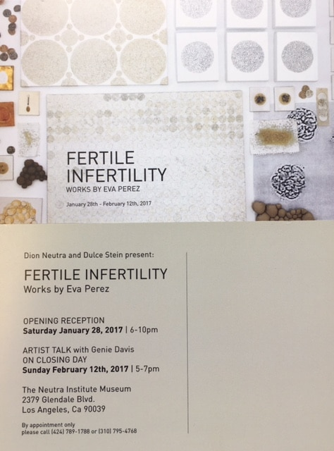 Fertile Infertility flyer