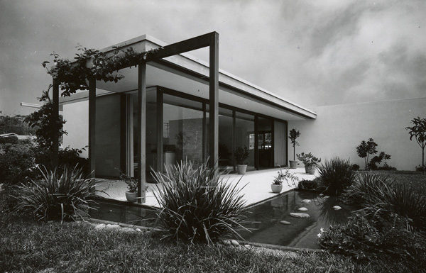 Neutra Oxley House