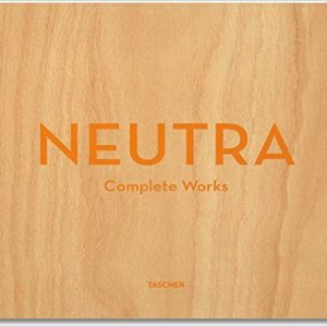 Neutra Complete Works Cover