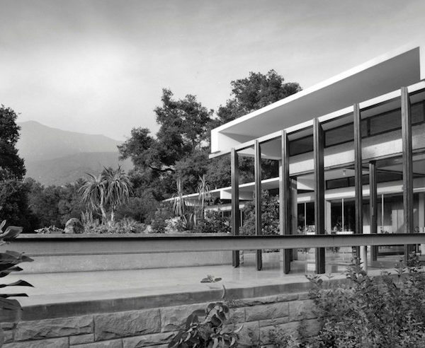 Neutra Tremaine House