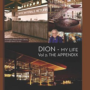 Dion – My Life Vol2 cover