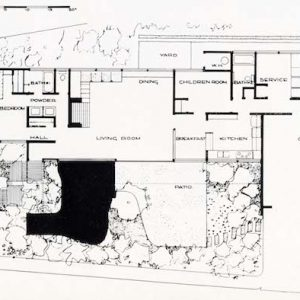 Reunion floor plan