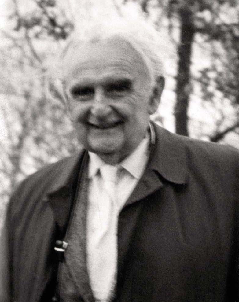 Last know photo of Richard Neutra
