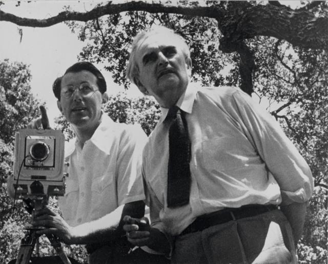 Richard Neutra and Julius Schulman