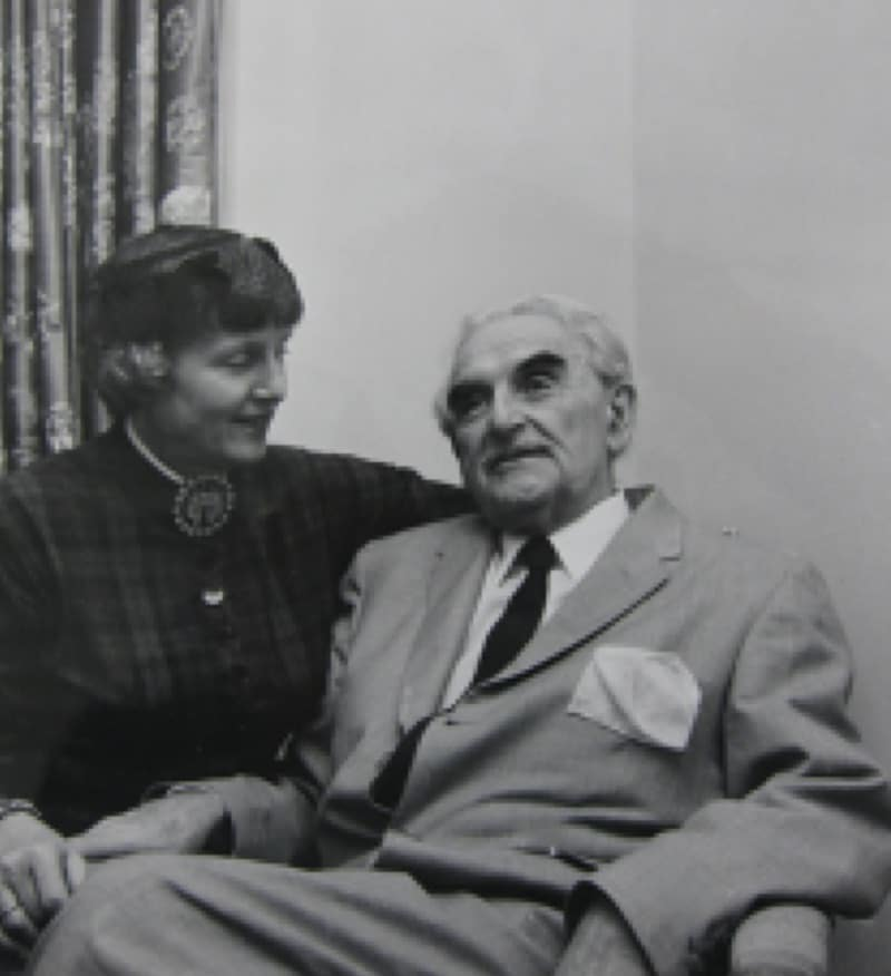Dione and Richard Neutra